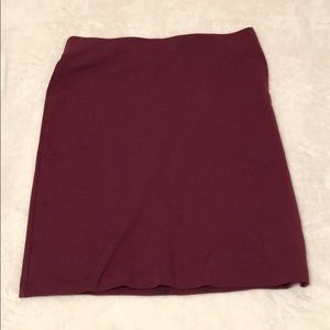 Old Navy Slimming Pencil Skirt
